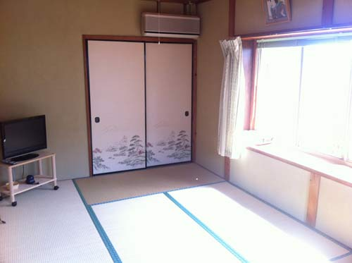 日間賀島 民宿 明石/客室