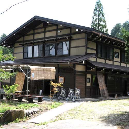 桜ゲストハウス/外観
