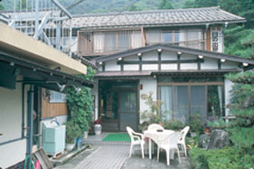 日の出屋旅館/外観