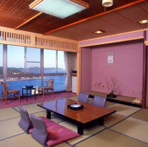 安楽島温泉 湯元 海女乃島/客室