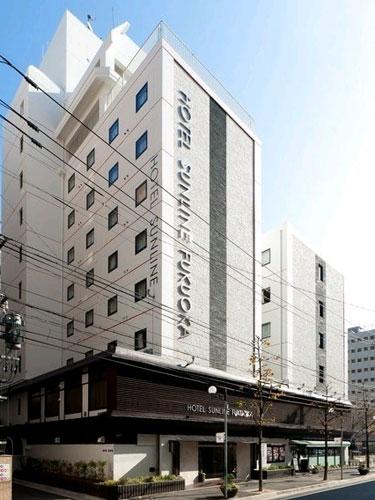 ホテルサンライン福岡 博多駅前/外観