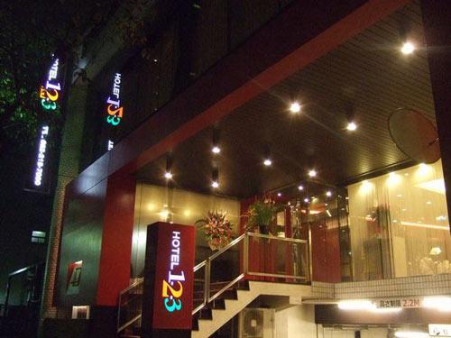ホテル1ー2ー3名古屋丸の内/外観
