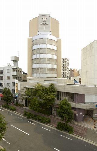 新大阪サンプラザホテル/外観