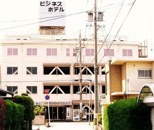 ビジネスホテル マルヤマ/外観