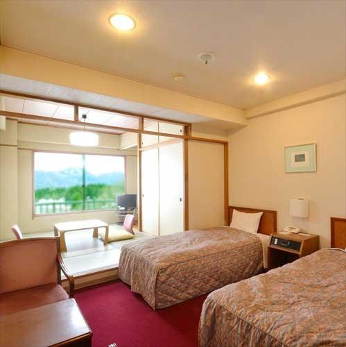 むいか温泉ホテル(旧:上越六日町高原ホテル)/客室