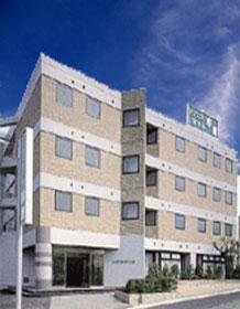 ビジネスホテル妙摩/外観