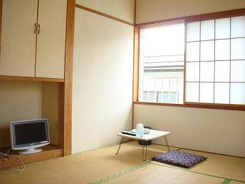 ビジネスのお宿 ハイマートグリーン/客室