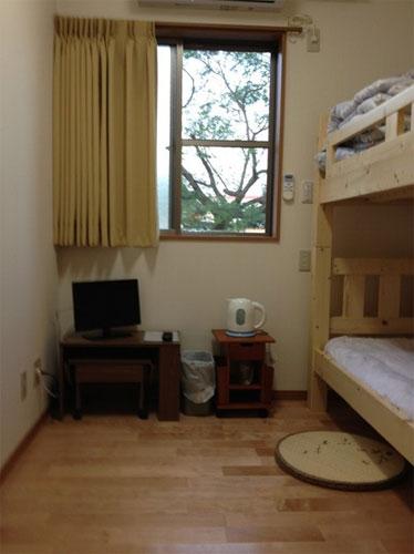 民宿 トロッコの宿 <屋久島>/客室