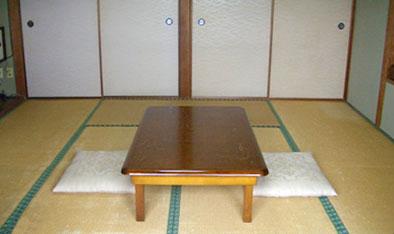 指宿温泉 昔ながらの小さな宿 川久/客室