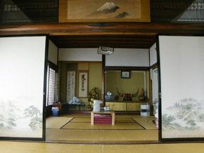 蔵の民宿 本家扇屋<大内宿>/客室