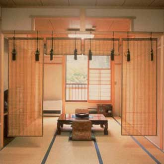 四万温泉 平成の旅籠なかざわ旅館/客室