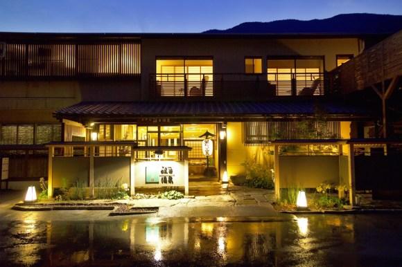 和の宿 ホテル祖谷温泉/外観