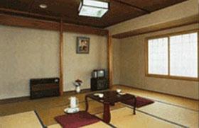 ロッヂ つばき/客室