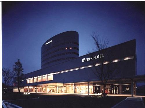 上野フレックスホテル/外観