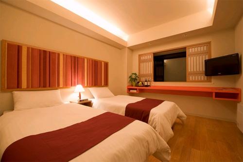 M ホテル/客室
