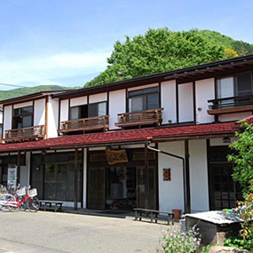 猿ヶ京温泉 スポーツ民宿 ふじや/外観