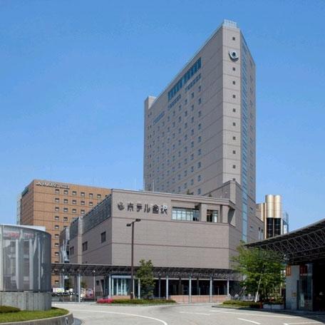 ホテル金沢/外観