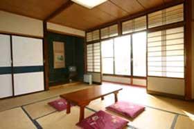 天狗の茶屋/客室