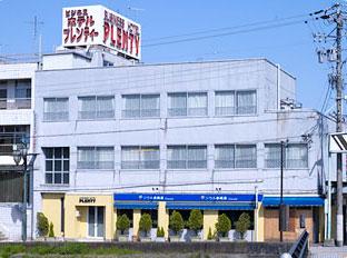 ビジネスホテルプレンティー/外観