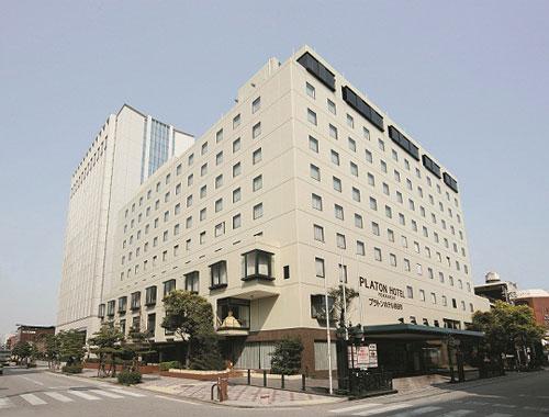 プラトンホテル四日市/外観