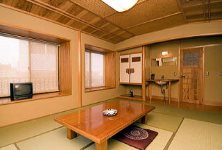 旅館 たまの荘/客室