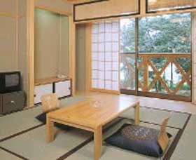 静岡県立森林公園 森の家/客室