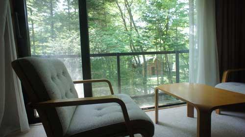 山中湖ガーデンヴィラ/客室