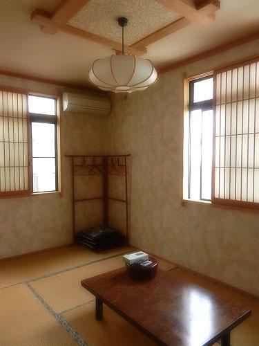 温泉民宿 赤ひげ/客室