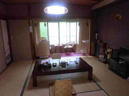 蓮台寺温泉 御宿さくらや/客室