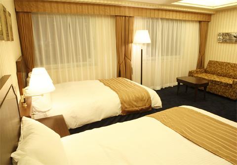 新横浜グレイスホテル/客室