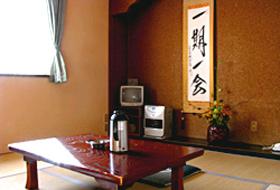 小間旅館/客室