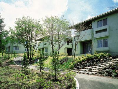 紀州鉄道軽井沢ホテル しゃくなげ館/外観