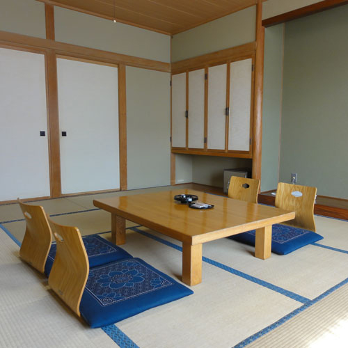 ながぬま温泉/客室