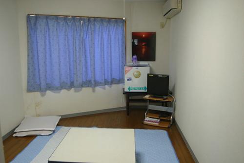 伊豆の合宿所/客室