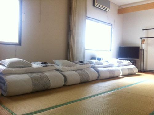 ビジネス旅館 晃荘/客室