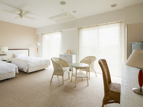 HOTEL HOLISTIC RESORT/客室