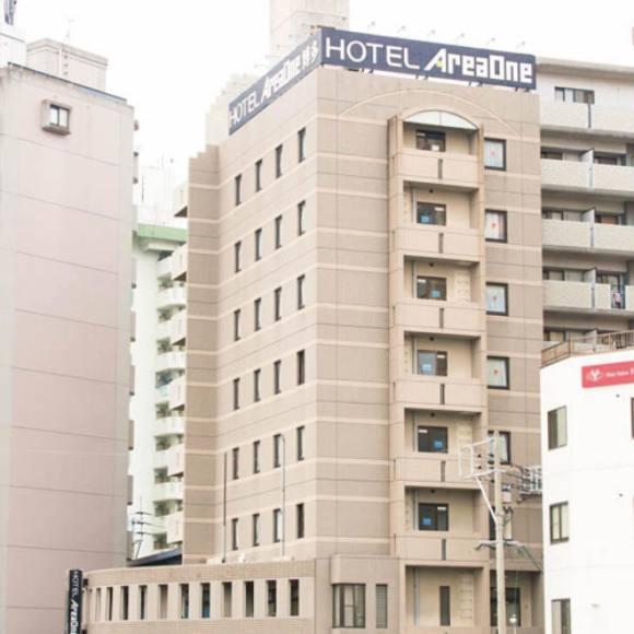 ホテルエリアワン博多(HOTEL Areaone)/外観