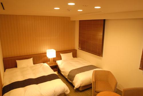 たかのこのホテル/客室