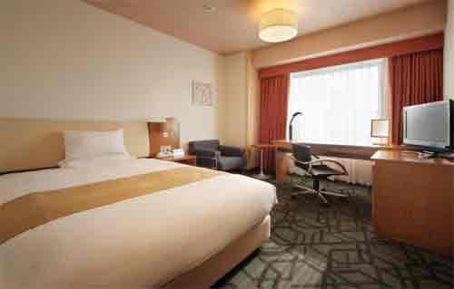 【新幹線付プラン】ホテルメトロポリタン山形(びゅうトラベルサービス提供)/客室