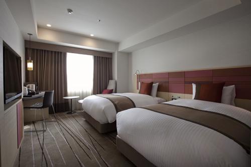JR九州ホテル ブラッサム博多中央/客室