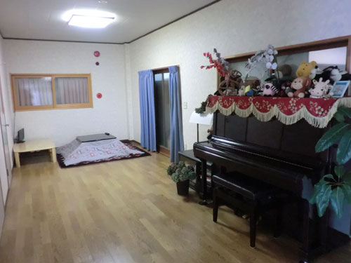 ちさと山荘/客室