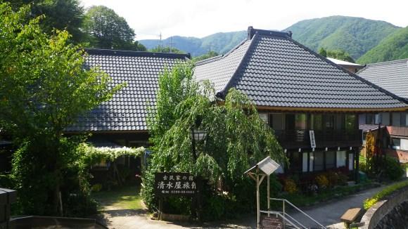 湯西川温泉 古民家の宿 清水屋旅館/外観