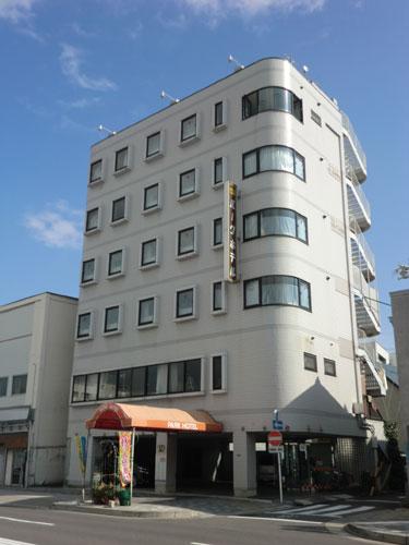 Ichinomiyaパークホテル/外観