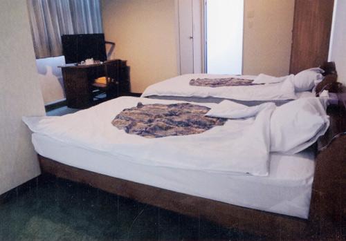 ビジネスホテルニュー長和島/客室