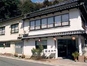 門田旅館/外観