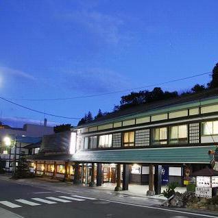 【新幹線付プラン】鳴子温泉 旅館すがわら(びゅうトラベルサービス提供)/外観