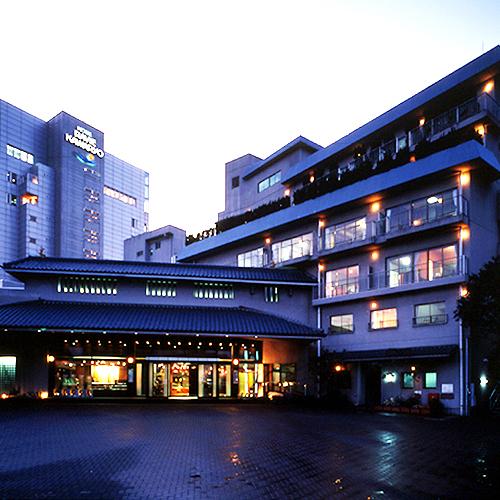 【特急列車付プラン】伊東温泉 ホテル ラヴィエ川良(びゅうトラベルサービス提供)/外観