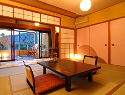 【特急列車付プラン】小涌谷温泉 三河屋旅館(びゅうトラベルサービス提供)/客室