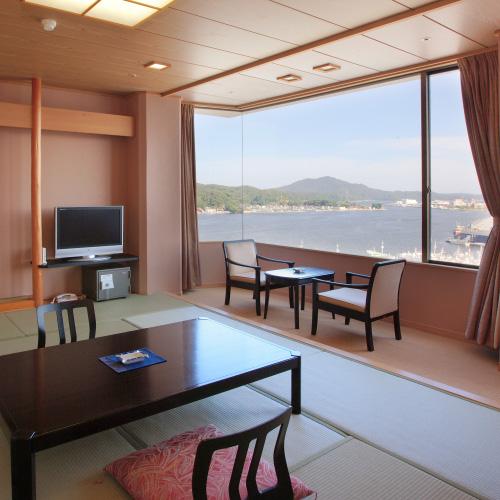 【新幹線付プラン】気仙沼プラザホテル(びゅうトラベルサービス提供)/客室