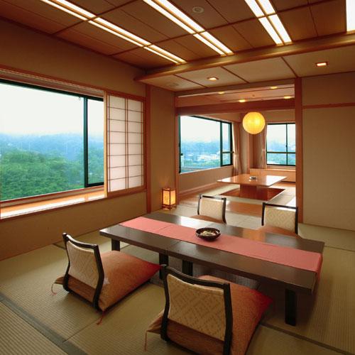 【新幹線付プラン】蔵王のお宿 さんさ亭(びゅうトラベルサービス提供)/客室